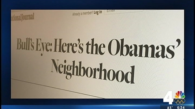 Speculation Grows About First Family's DC Home