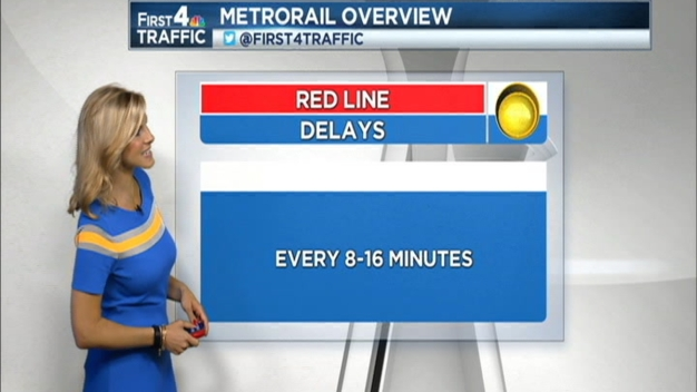 Traffic & Metro Info for Memorial Day Weekend