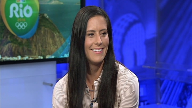 Road to Rio: Soccer Star Ali Krieger