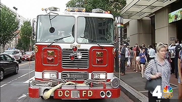 Smoke Fills DC Metro Tunnels