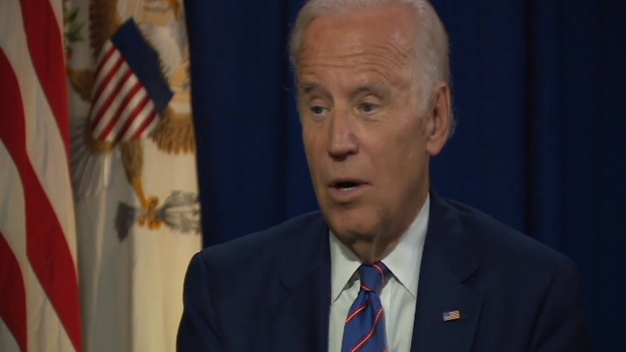 """She's Gonna Win"": Vice President Biden on the Presidential Election"