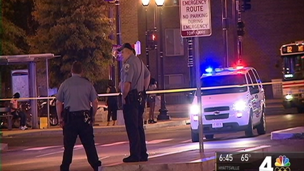 Man Found Shot to Death in NE DC