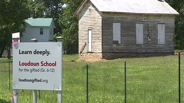 Milestone Reached in Historic School Renovation