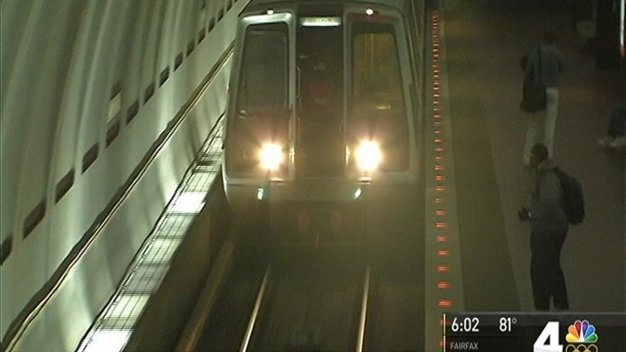 Metro's SafeTrack to Affect Red Line for First Time Mon.