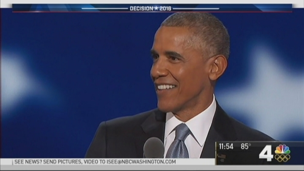 President Obama Calls Clinton 'Most Qualified' Candidate