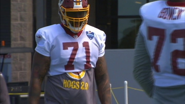 Hogs 2.0: Trent Williams Gathered Linemates to Work Out in the Off Season