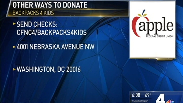 Help Backpacks 4 Kids 2016!