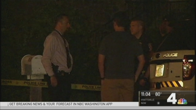 Man Fatally Shot Inside Burtonsville Home