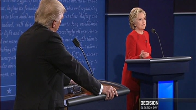 Highlights from First Presidential Debate