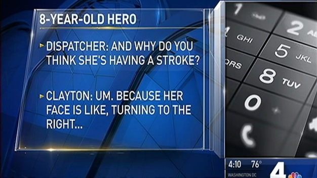 8-Year-Old Girl Hailed as Hero for Calling 911