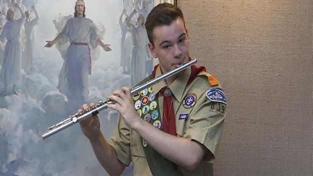 Scout Plans Benefit Concert for Eagle Project