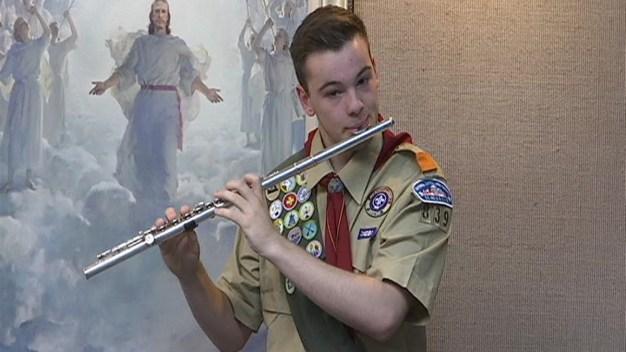 Scout Plans Benefit Concert for Eagle Project