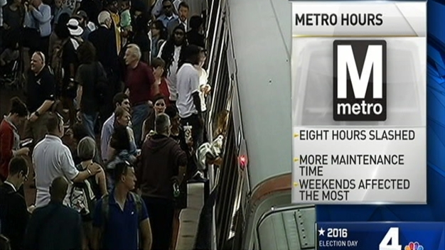 Frustrated Metro Riders Slam Plan to Cut Back Hours