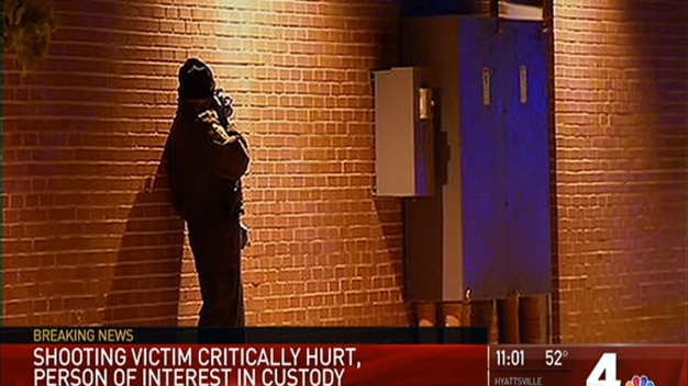 Man Shot Outside of Movie Theater in Waldorf, Maryland