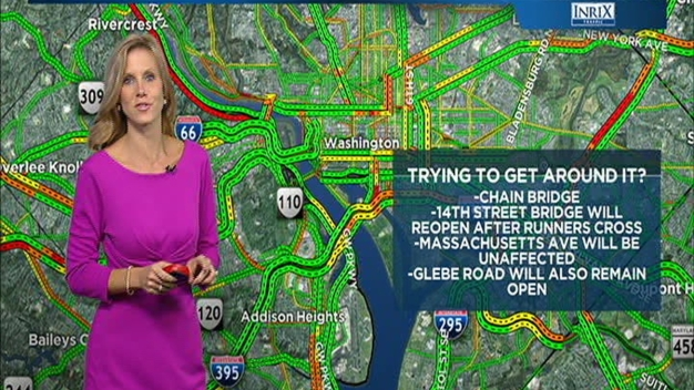 Marine Corps Marathon Traffic: How to Avoid the Slowdowns