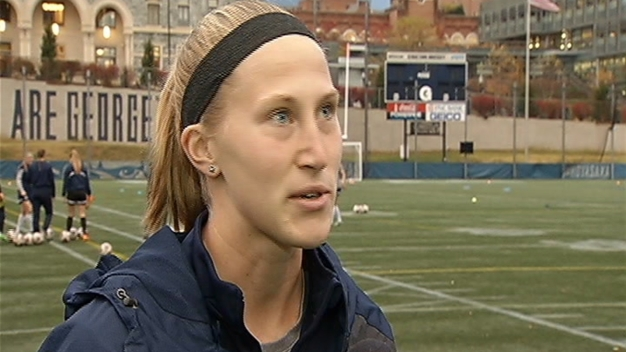 Georgetown Women's Soccer Heads to First College Cup