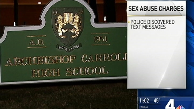 DC Catholic School Teacher Accused of Sexual Contact With Student