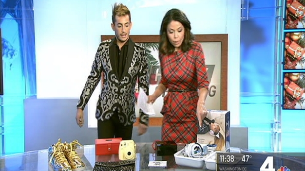 Style Code Live Host's Holiday Gift Guide