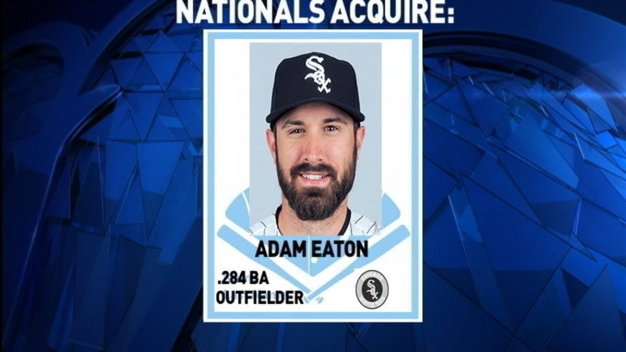 Nats Deal Prospects in Trade for Outfielder Adam Eaton