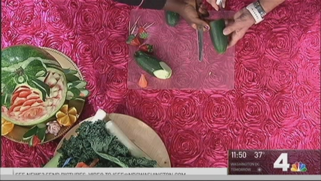 Learn How to Make Intricate Fruit Carvings