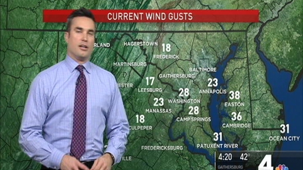 Afternoon Forecast, Jan. 23