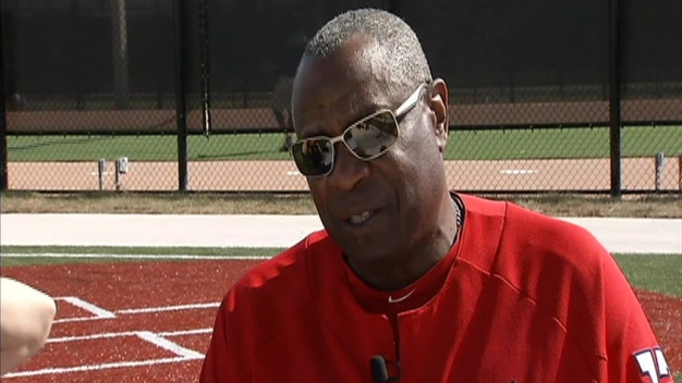 Dusty Baker Springs into Action