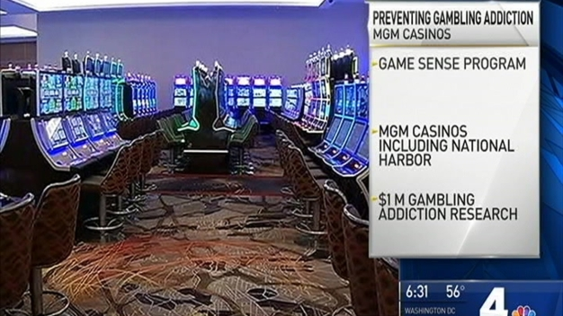 MGM Launches Program to Help Prevent Gambling Addiction