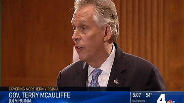 McAuliffe: Trump Gave Reassurances on Deportations