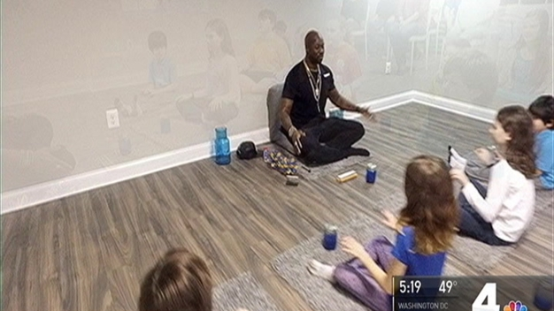 Less Stress: Class Teaches Kids How to Meditate