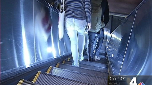 DC Metro Boss Clarifies Remarks About Standing on Escalators