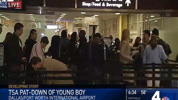 Mom 'Livid' After Son's 'Horrifying' Pat-Down at Airport