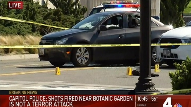 Breaking: Live at the Capitol Hill Crime Scene