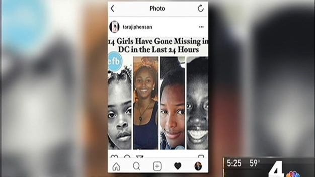 DC Missing Teens: How Social Media Helps, Hurts Police
