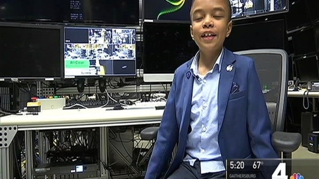 Super Kids: Local Prodigy Being Called the Next Einstein