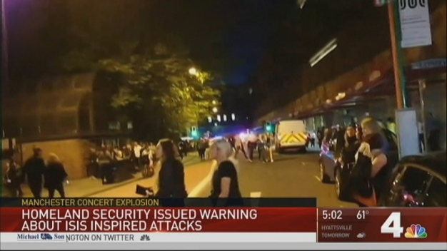22 Dead in Manchester Concert Attack