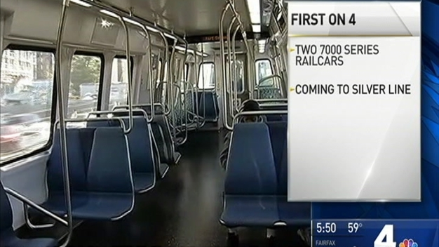 Metro's Silver Line Will Finally Get 7000 Series Railcars