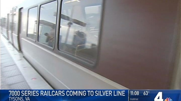 Metro's Silver Line Will Finally Get 7000 Series Railcars VIDEO Summer Countdown: Best Grills for Summer Season