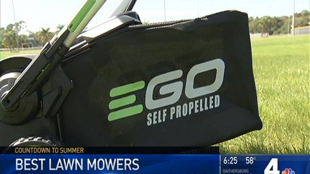 Summer Countdown: How to Find the Best Lawn Mower