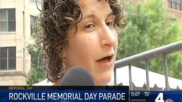 Memorial Day Parade Comes to Rockville