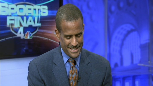David Aldridge Remembers Growing Up with Jim Vanc
