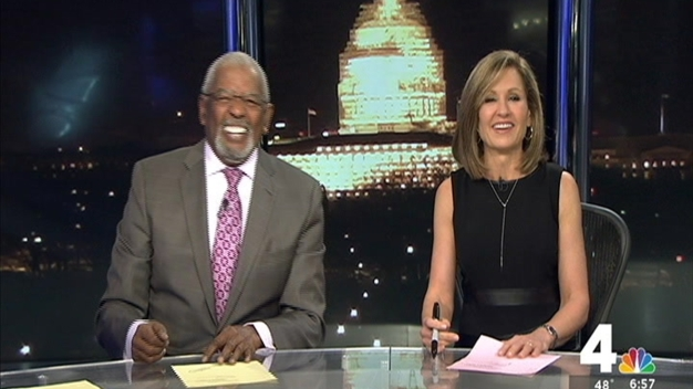 News4 Sports Remembers Jim Vance
