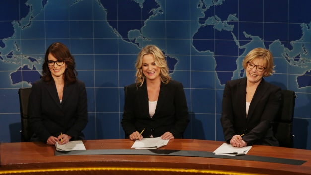 """SNL"" 40:  Love, Laughs and Big Names }"