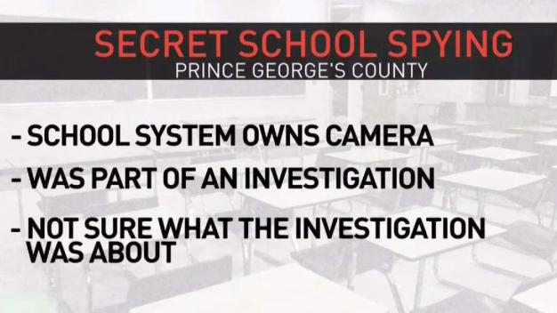 Who Put Recording Device in PGCPS Principal's Office?