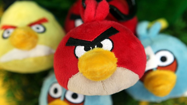 """""""Angry Birds"""" to Release Earth Day Game Level"""
