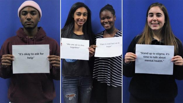 Students Organize Mental Health Week at Md. High School