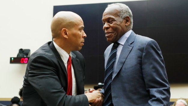 Hearing on Reparations Brings Testimony from Actor, Senator, Ex-NFL Player
