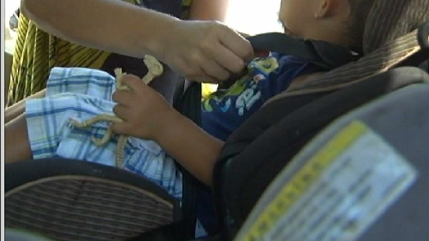 Child Advocates Work to Prevent Hot Car Deaths