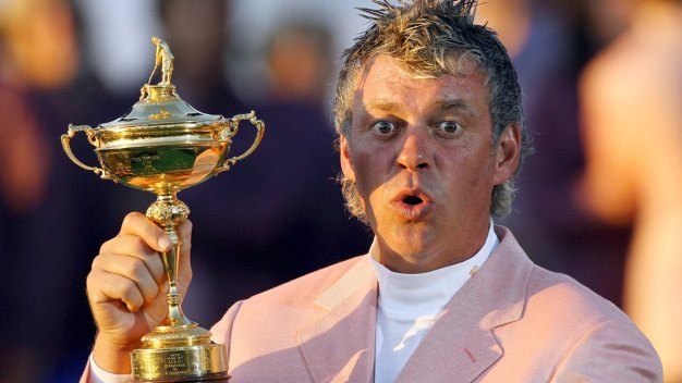 Ryder Cup: Euro Captain Clarke Knows His Way Around a Spotlight