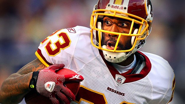 Redskins S DeAngelo Hall Out for Season with Torn Right ACL