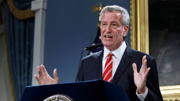 NYC Mayor de Blasio Drops Out of 2020 Presidential Race